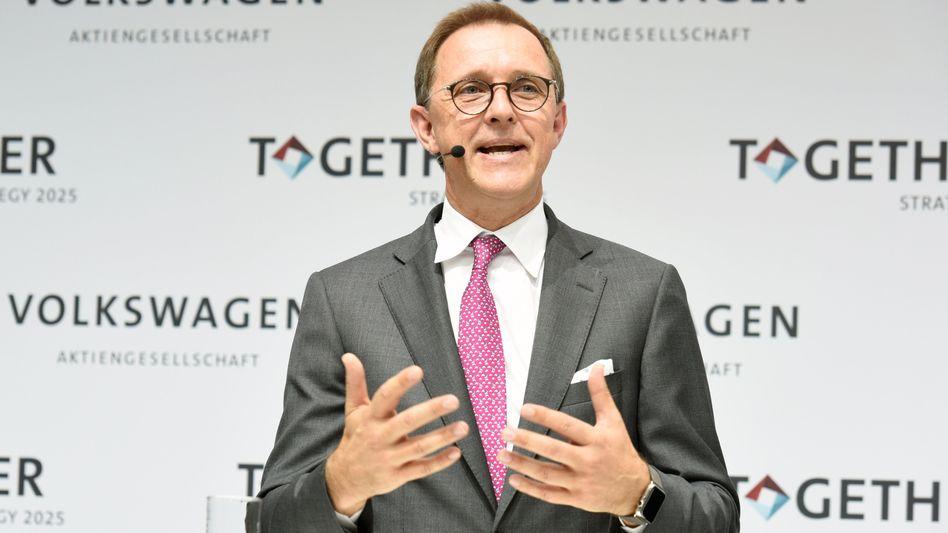 Thomas Sedran: Der Ex-Opel-Chef und aktuelle VW-Strategiechef wird Chef der Transporter-Tochter (Caddy, Transporter, Crafter)