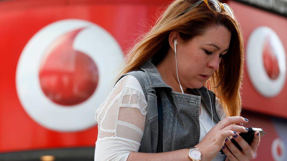 Volle Kassen: Auch wenn Vodafone einen Teil des 130 Milliarden Dollar hohen Verkaufserlöses für sein US-Geschäft als Sonderdividende ausgekehrt hat, bleibt noch ausreichend Geld für Investitionen