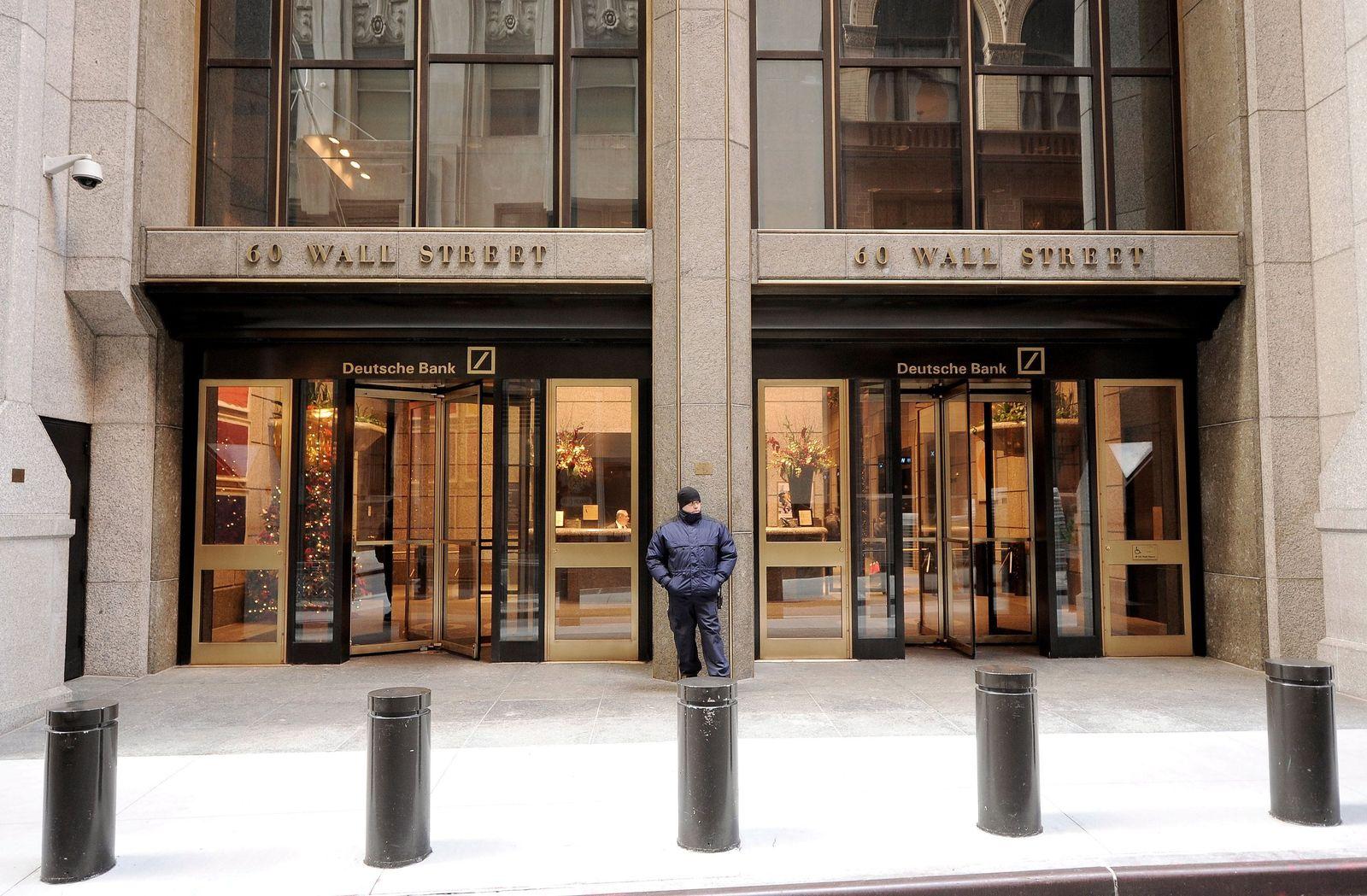 Deutsche Bank in New York