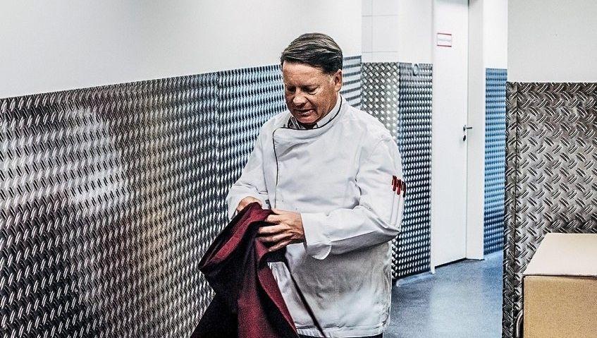 Schicht-Ende: Jochen Halfmann, hier noch als CEO von Vapiano, muss die Kette verlassen.