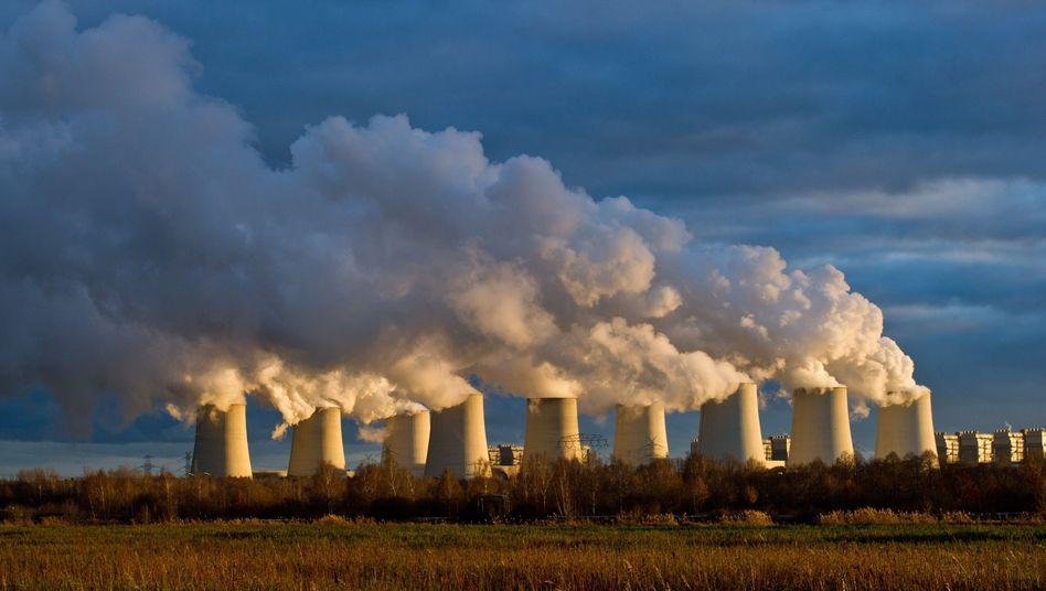 Kohlekraftwerk in Brandenburg: Der Preis für Verschmutzungsrechte bleibt vorerst weiter günstig