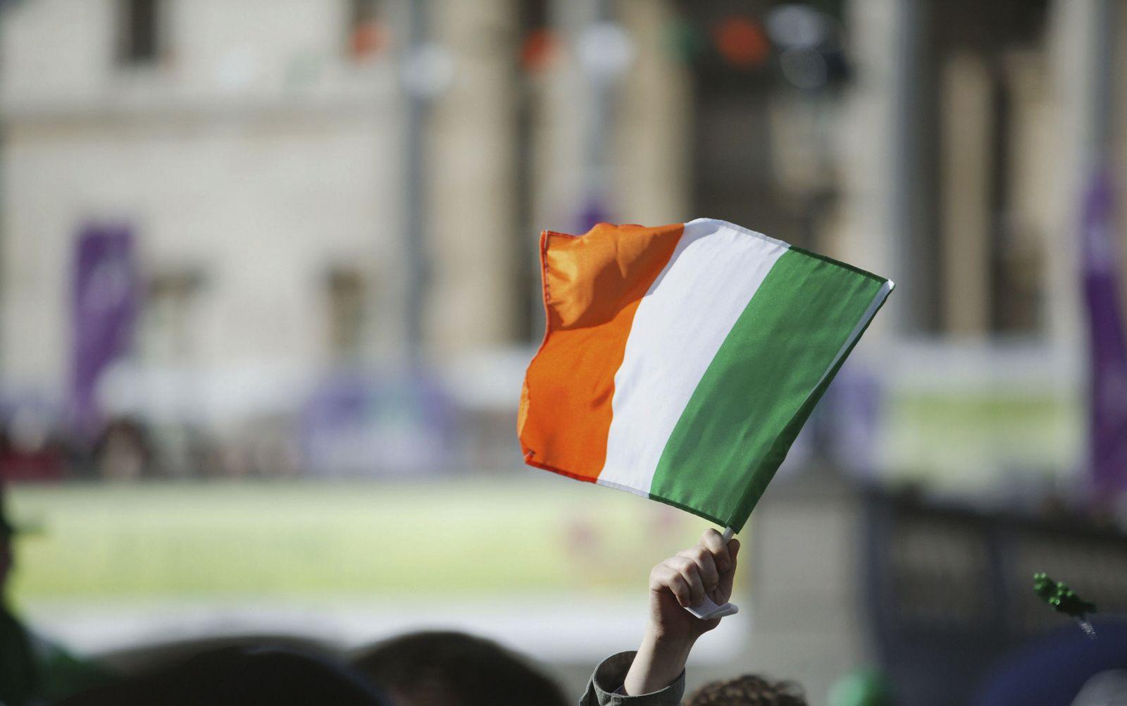 Flagge / Irland
