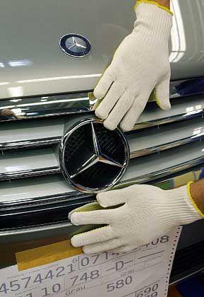 "Mercedes-Produktion: ""Großes Risiko losgeworden"""