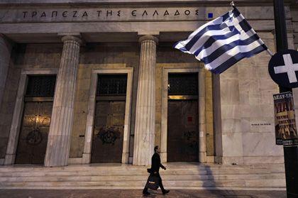 Griechische Nationalbank: Lex Hellas bei der EZB