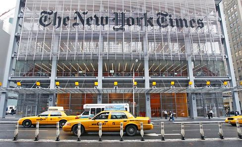 Angeschlagenes Urgestein: Die New York Times baut noch mehr Jobs ab