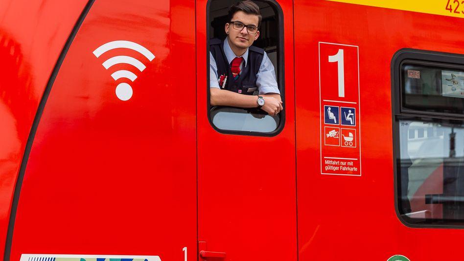 Bei der Deutschen Bahn fehlt es nicht nur an Lokführern