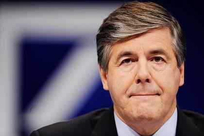 Deutsche-Bank-Chef Ackermann: Das Gegenteil von gut ist gut gemeint