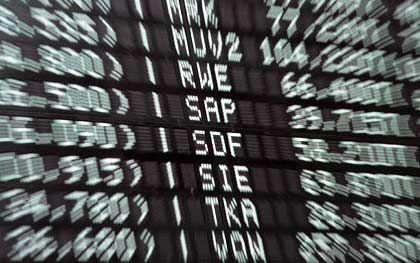 Schneller Handel: An der Börse zählen Millisekunden