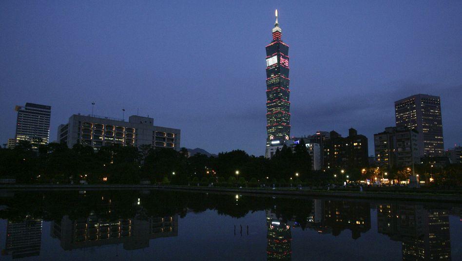 Neue Beziehungen: Taiwan knüpft eine engere Bande zum großen Nachbarn