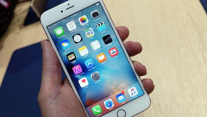 Apple-Show: Die neuen Produkte im Schnellcheck