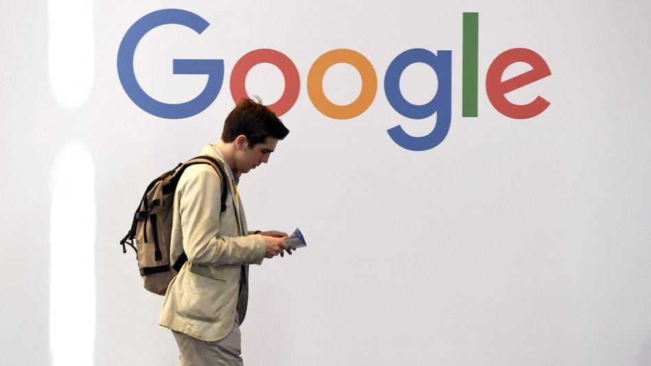 Google: Die Summe von 220 Millionen Euro wird der Konzern verkraften - doch die Signalwirkung ist ungleich größer