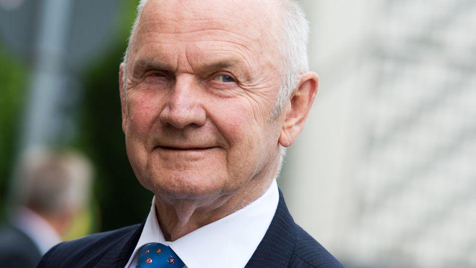 1,2 Millionen Euro ist dem VW-Konzern die Arbeit ihres Aufsichtsratschef Ferdinand Piëch in diesem Jahr wert