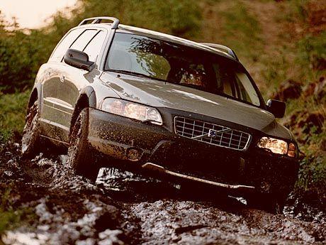 Volvo V70XC: Der Autobauer strukturiert um