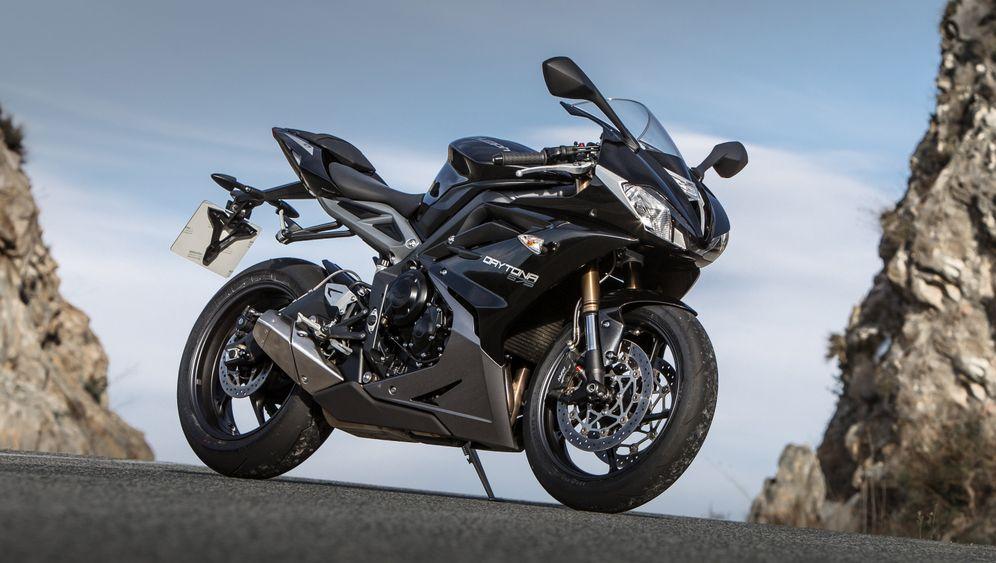 Motorräder: Die Neuheiten 2013