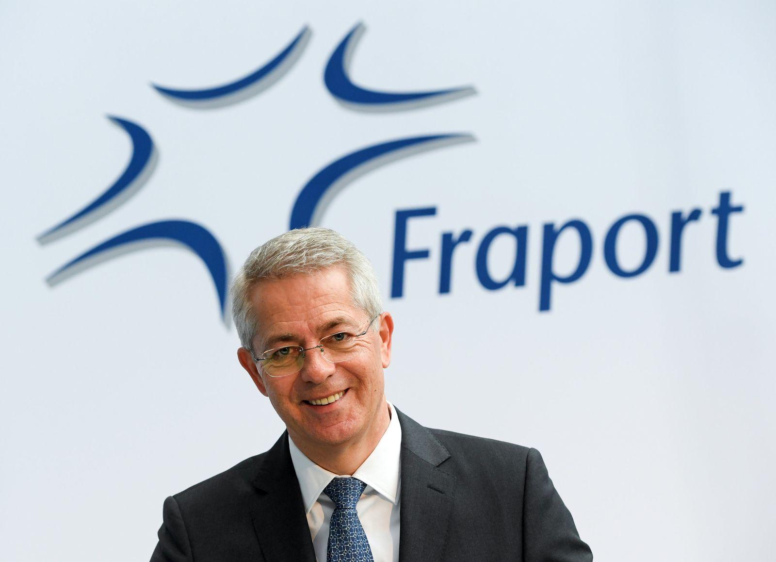 Fraport -Stefan Schulte