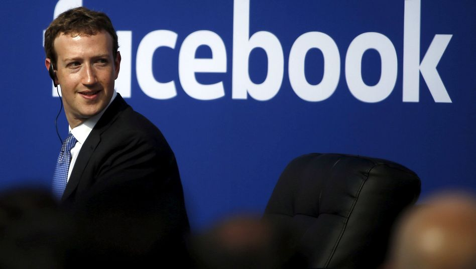 Facebook-Chef Mark Zuckerberg sieht sein Unternehmen in Europa verstärkt dem Vorwurf des Datenmissbrauchs ausgesetzt