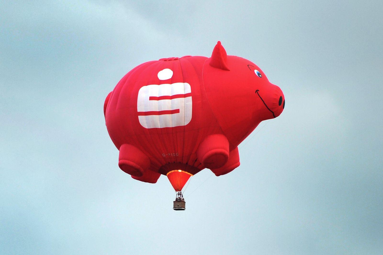Sparkasse / Bank