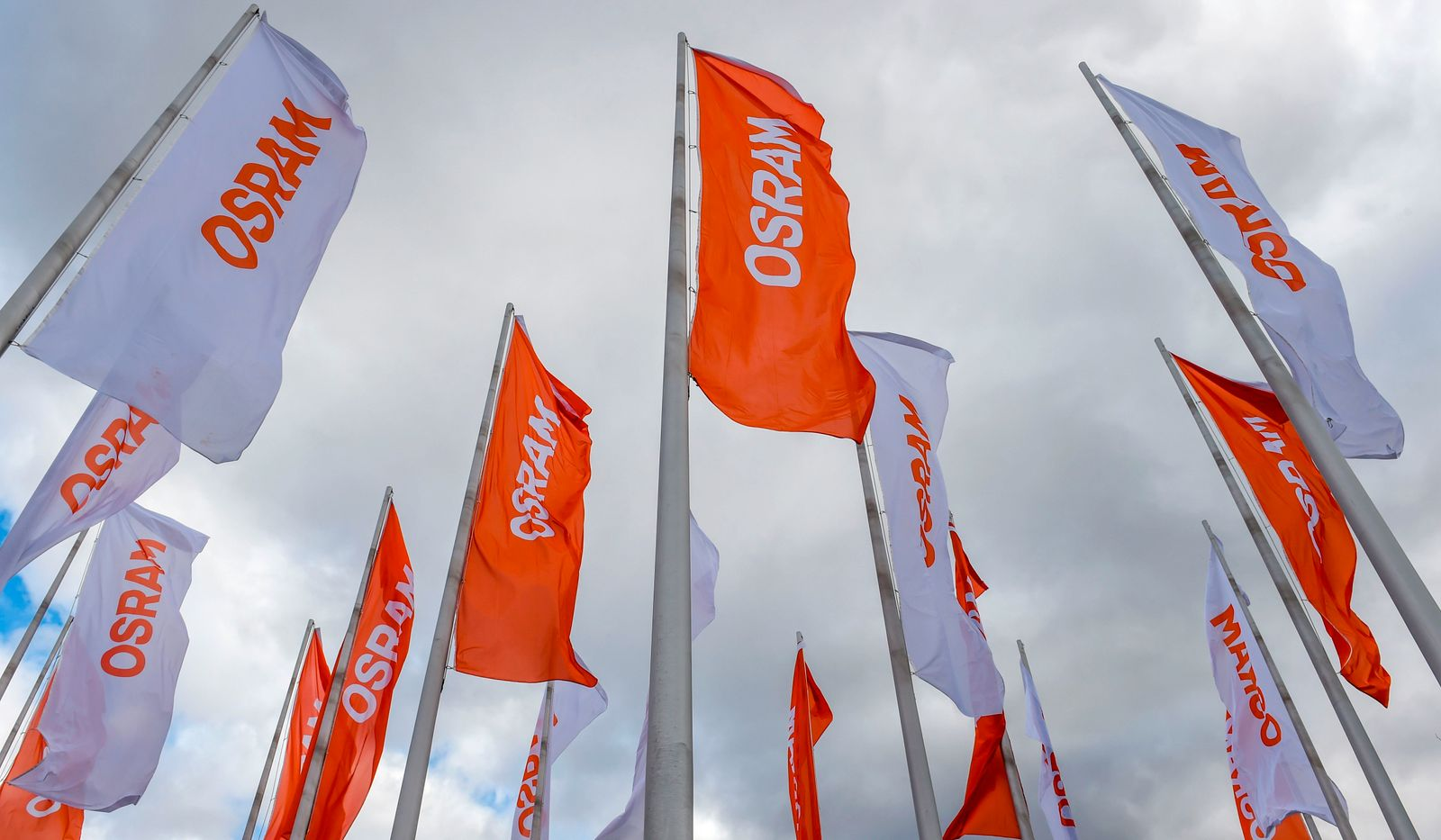 GERMANY-ECONOMY-LIGHT-TECHNOLOGY-OSRAM