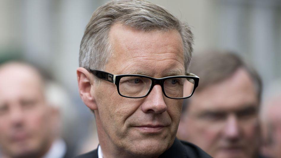 Ex-Bundespräsident Wulff: Der meistgesuchte Politiker 2012 - noch vor Bundeskanzlerin Merkel