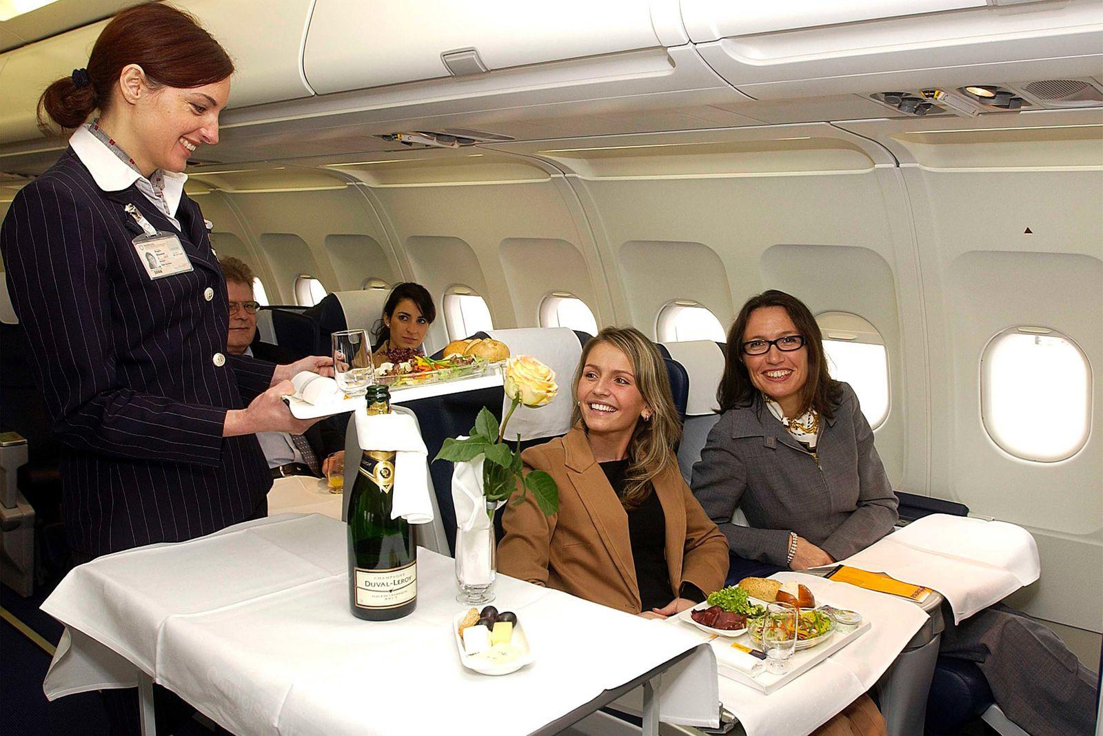 Lufthansa / Catering