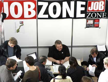 Erneut mehr Jobs in Deutschland: Arbeitslosigkeit sinkt, Beschäftigungsquote steigt