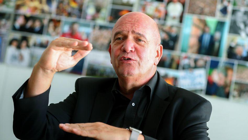 Bernd Osterloh, Vorsitzender des Gesamt- und Konzernbetriebsrats von VW