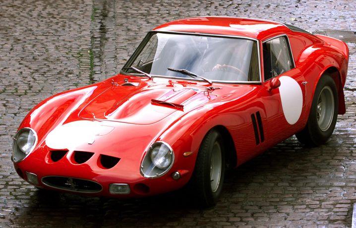 Das Auto schlechthin - zumindest für Ferrari-Fans: Der 250 GTO