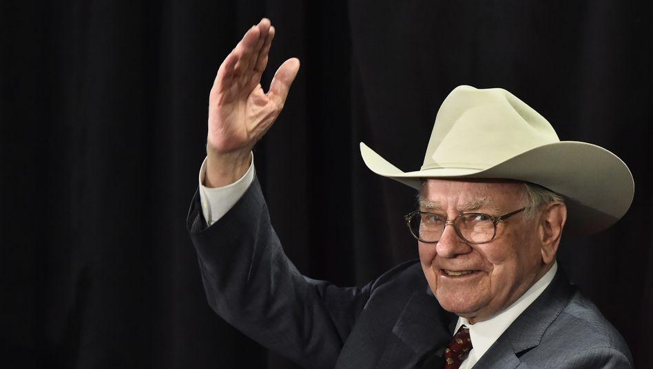 Anlegervorbild: US-Multimilliardär Warren Buffett machte das Value Investing weltweit populär.