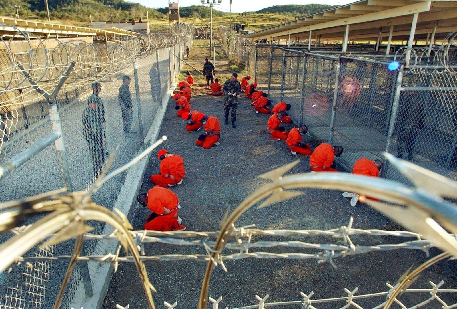 US-Gefangenlager/ Guantanamo