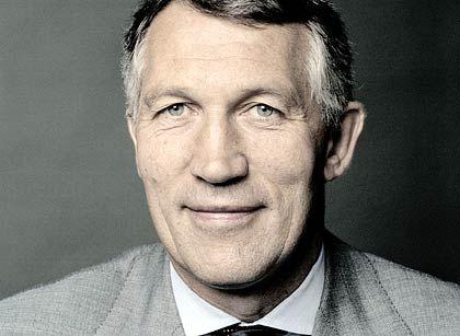 Thomas Holtrop: Nach gut einem Jahr an der Spitze muss der Vorstandschef Thomas Cook verlassen.