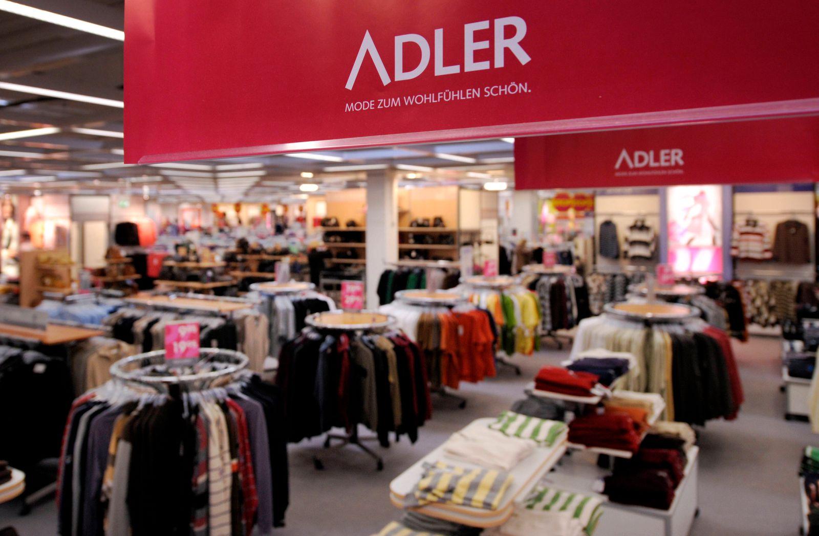 NICHT VERWENDEN Adler Modekette / Kaufhaus Bekleidung