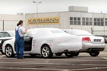 Kündigungswelle: Im Osnabrücker Werk von Karmann werden noch im Januar 580 Stellen abgebaut