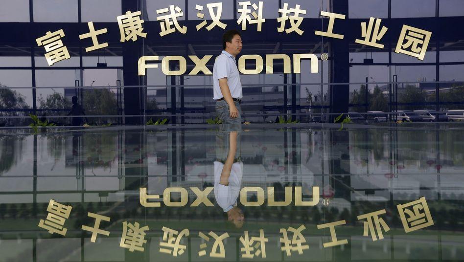 Apple-Zulieferer: Foxconn hat Interesse an Sharp