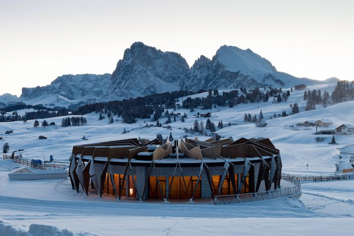 Runde Sache: Das Alpina Dolomites