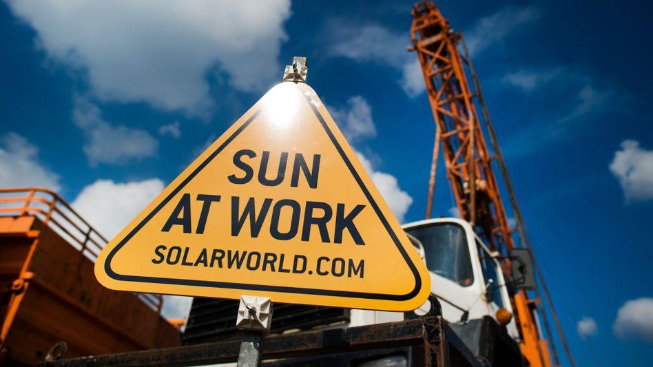 Trotz drohender Spannungen mit China: Ab sofort werden Anti-Dumping-Zölle auf den Import von chinesischen Solarpaneelen verhängt