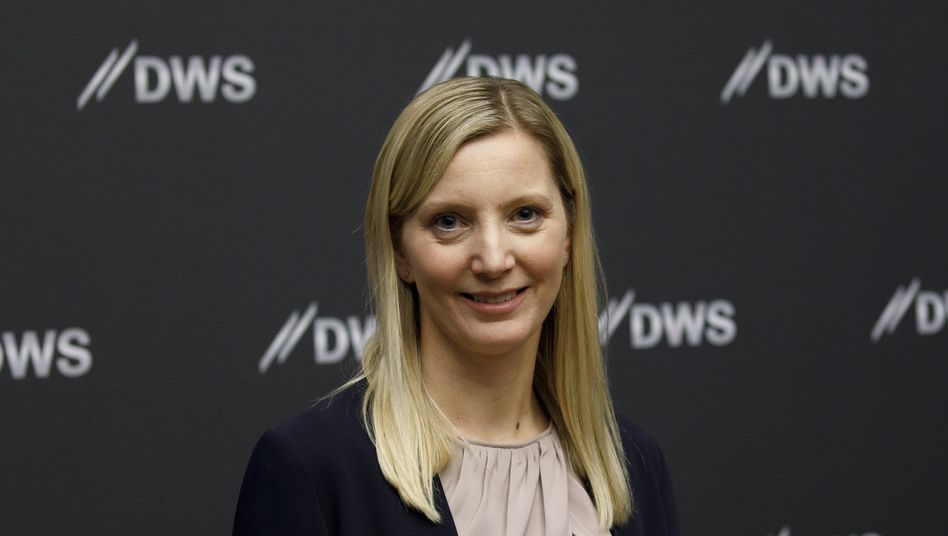 Kosten im Griff: Der gestiegene Nettogewinn der DWS geht auch auf das Kostenmanagement von Finanzchefin Claire Peel zurück