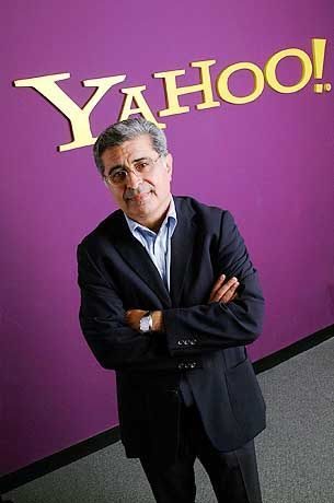 Führte Yahoo wieder zum Erfolg: Der amtierende CEO Terry Semel