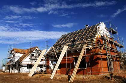 Günstig Bauen: Das Zinsniveau ist derzeit niedrig - und wird es wohl auch noch ein Weile bleiben