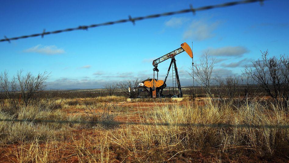 Ölförderung in Texas, USA: Die USA wollen Mexiko helfen und einen Teil der von Mexiko geforderten Produktionskürzung übernehmen