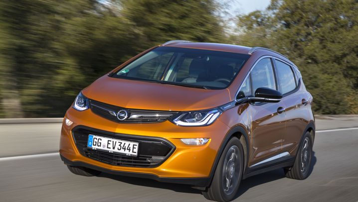 Autogramm Opel Ampera E: Mission Possible