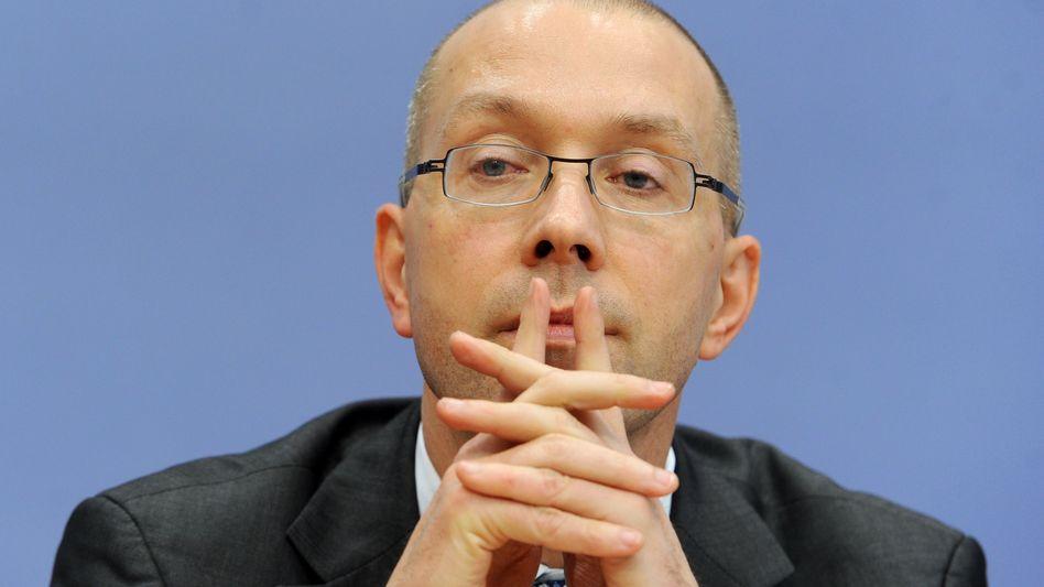 Krisenerprobt: Finanzstaatssekretär Asmussen soll zur EZB wechseln