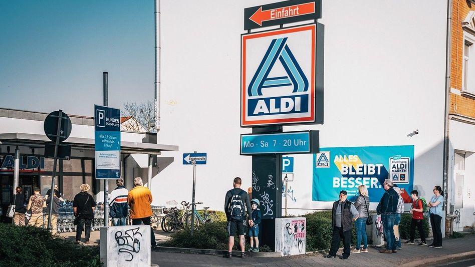 Cash-Bringer: Aldi Nord macht auch im Inland wieder Gewinne