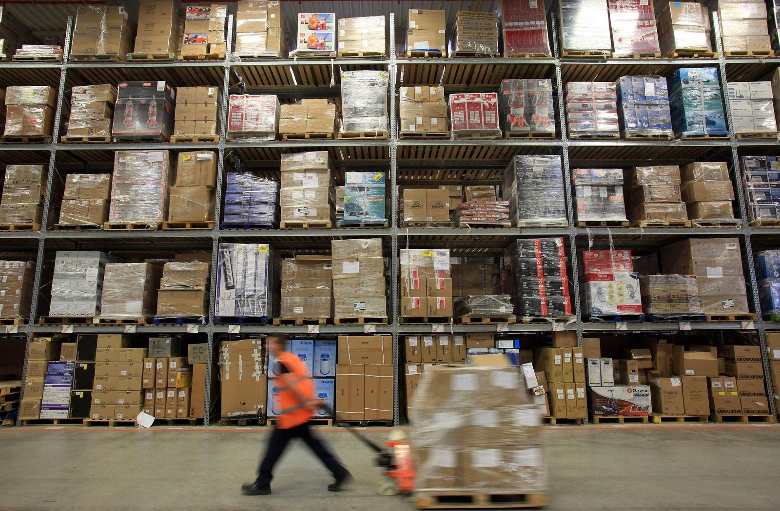 Amazon / Weihnachtsgeschäft / Online-Shopping