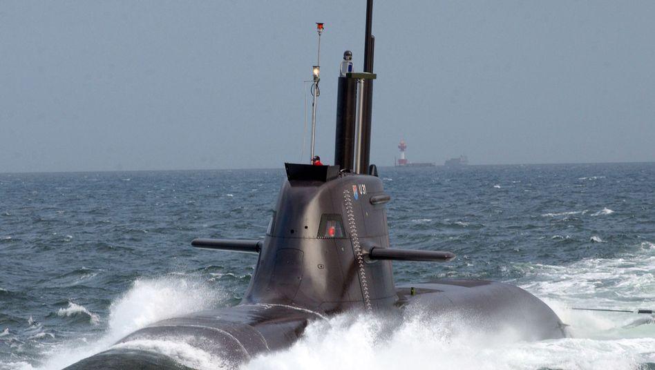 U-Boot U212 A aus deutscher Produktion: Korruptionsverdacht bei Exportgeschäft