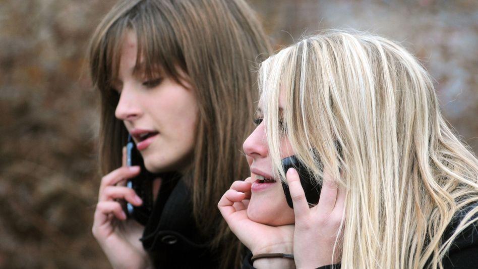Die Lust am Austausch über das Smartphone wächst