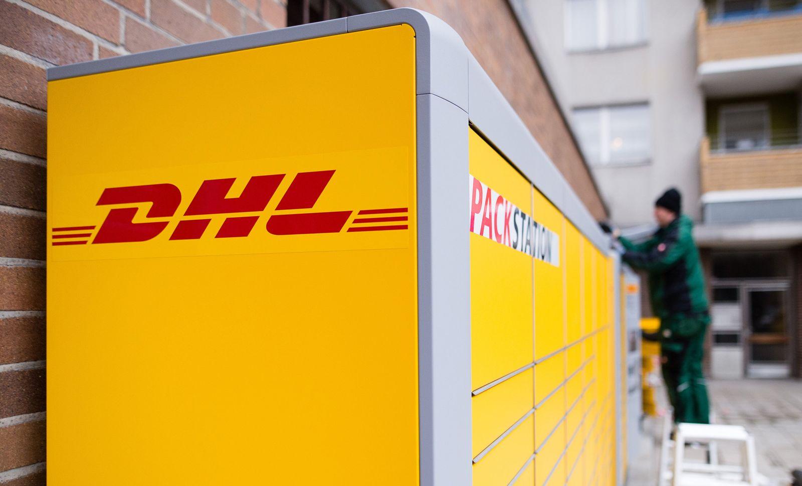 DHL-Packstation