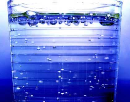 Mineralwasser: 500 Marken gibt es in Deutschland