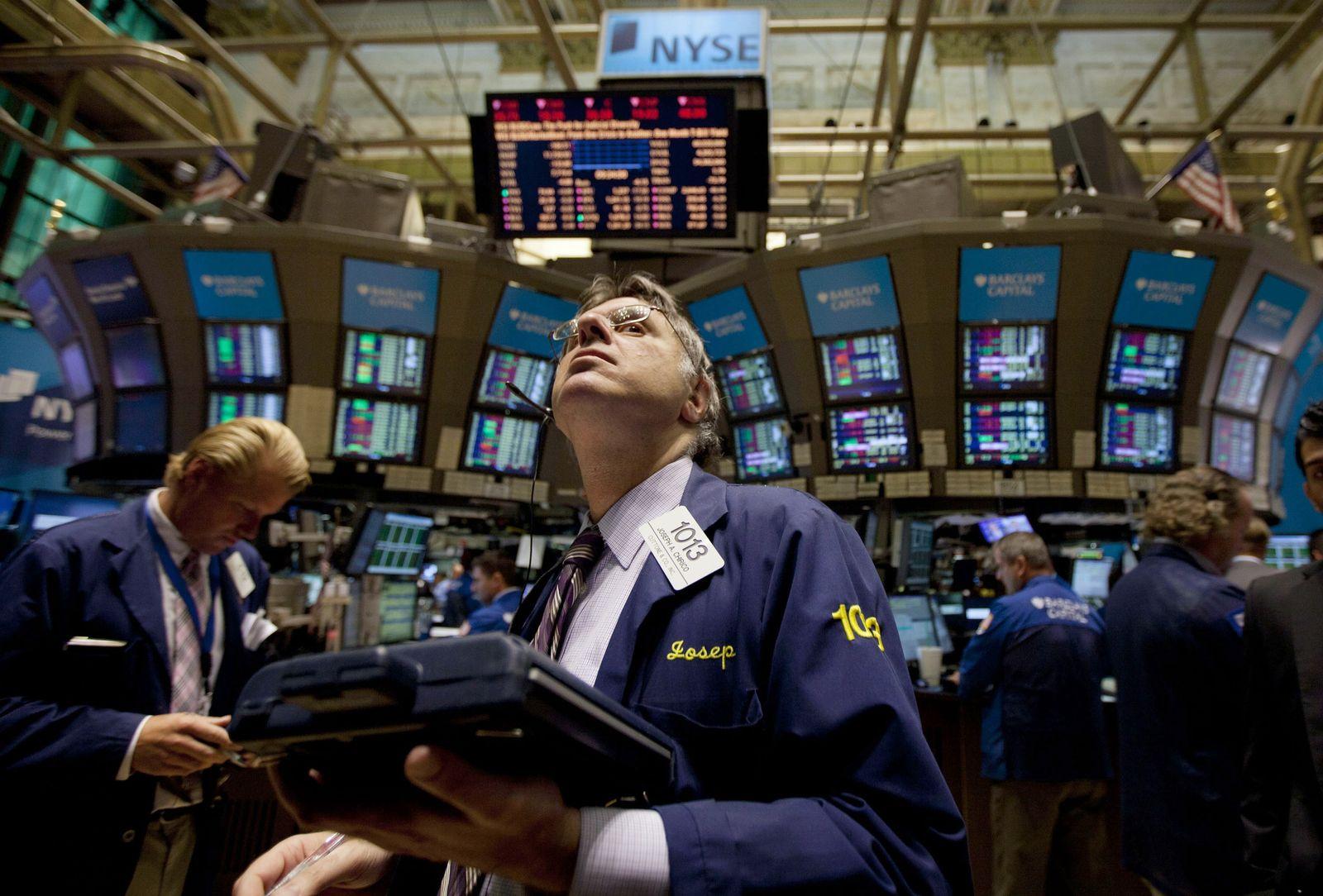 Wall Street / Börse / New York / Dow Jones