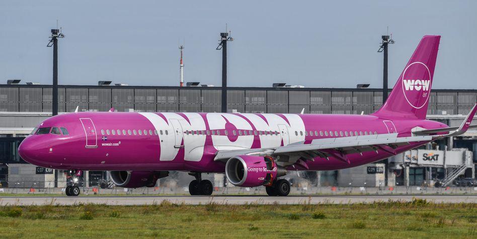 Wow Air hat in Deutschland unter anderem Flüge von Berlin und Frankfurt nach Reykjavik angeboten