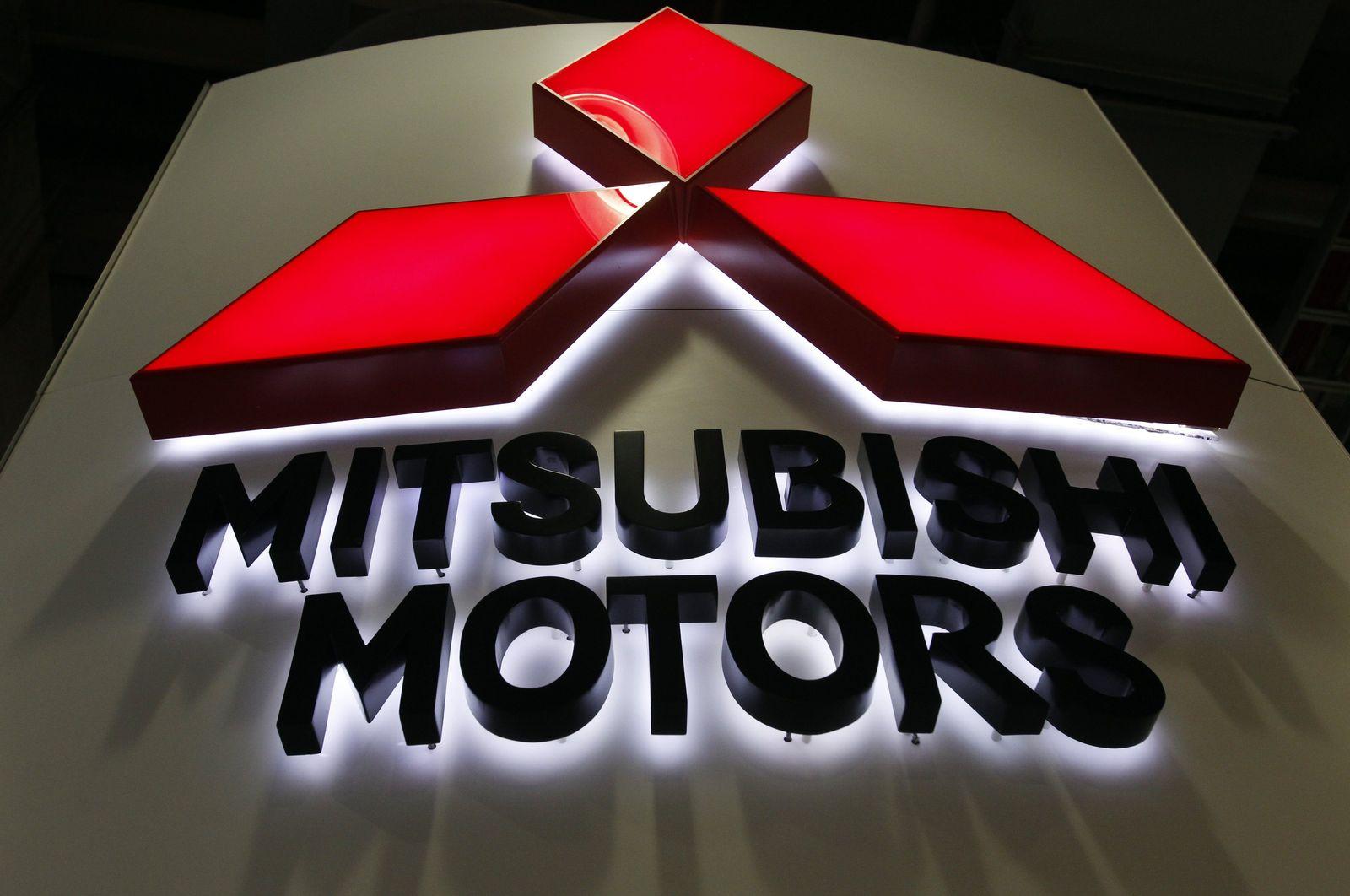 Mitsubishi Firmenlogo